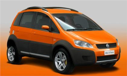 2004 Fiat Idea 5Terre