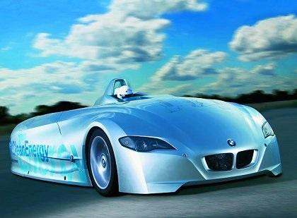 2004 BMW H2R - Концепты