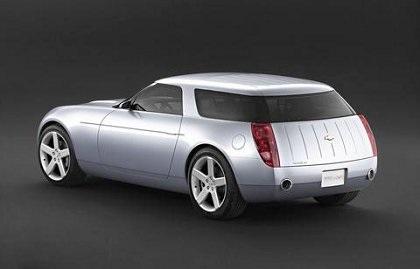Chevrolet Nomad, 2004