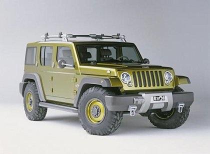 2004 Jeep Rescue