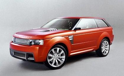 2004 Land Rover Range Stormer