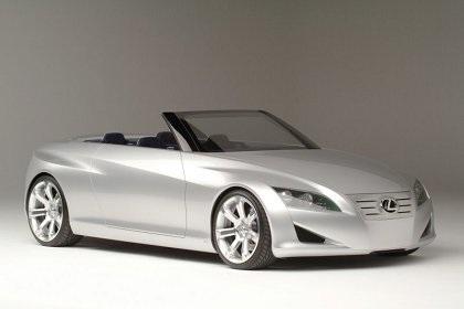 2004 Lexus LF-C