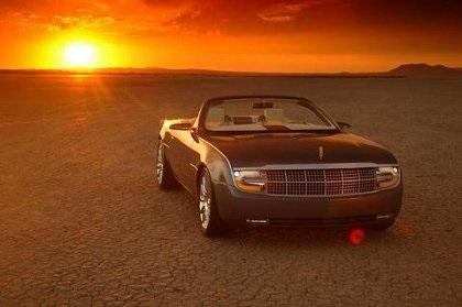 2004 Lincoln Mark-X