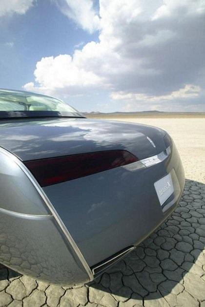 2004 Lincoln Mark X Concepts