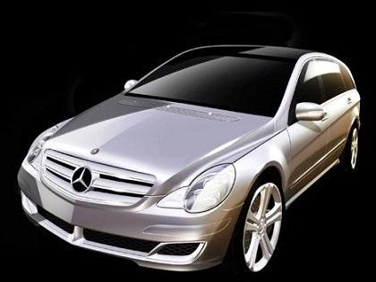 2004 Mercedes-Benz Vision R
