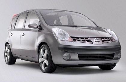 2004 Nissan Tone