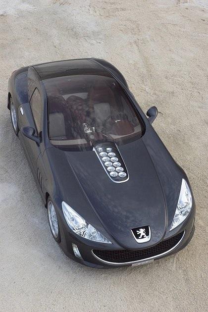 2004 Peugeot 907
