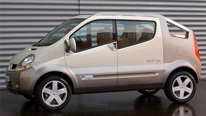 2004 Renault Trafic Deck'Up