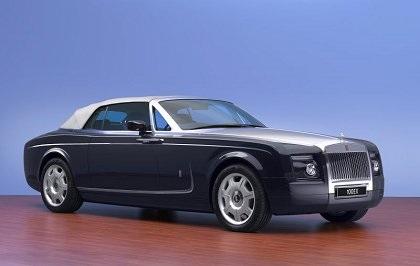 2004 Rolls-Royce 100EX