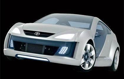 2004 Toyota Sportivo Coupe