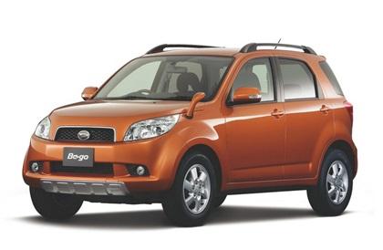 2005 Daihatsu Be-Go