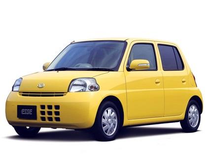 2005 Daihatsu Esse