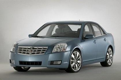 2005 Cadillac BLS