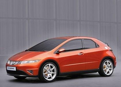 2005 Honda Civic Concept
