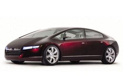 2005 Honda FCX