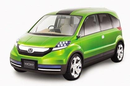 2005 Honda WOW
