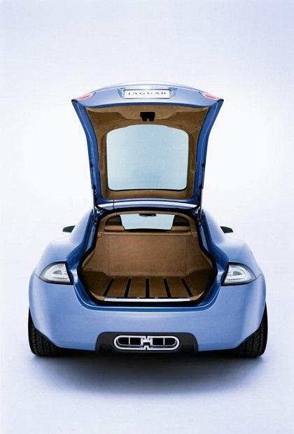 2005 Jaguar Advanced Lightweight Coupe - Концепты