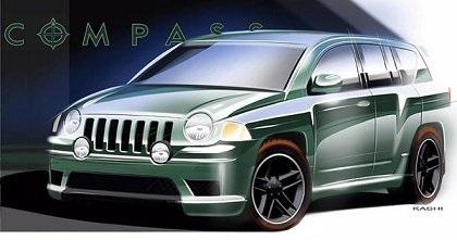 2005 Jeep Compass Rallye