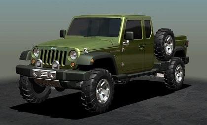 2005 Jeep Gladiator