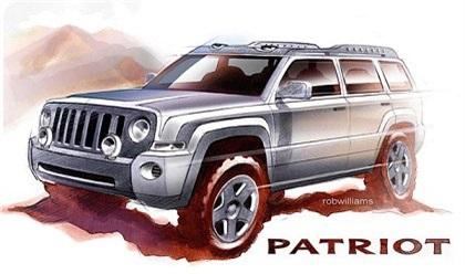 2005 Jeep Patriot