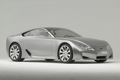 2005 Lexus LF-A