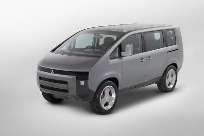 2005 Mitsubishi Concept-D5