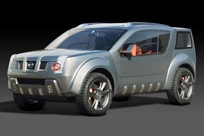2005 Nissan Zaroot