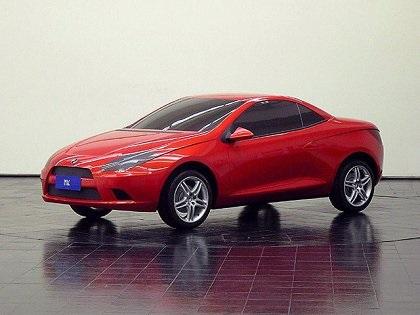 2005 Chery M14 (Pininfarina)