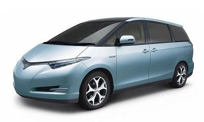 2005 Toyota Estima Hybrid