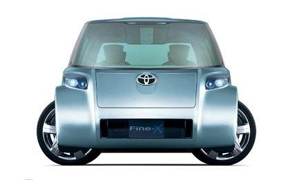2005 Toyota Fine-X