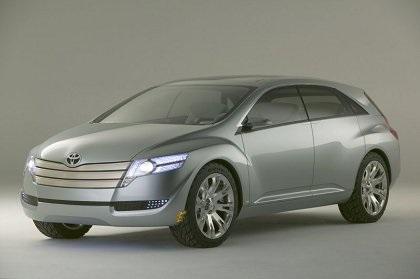 2005 Toyota FT-SX