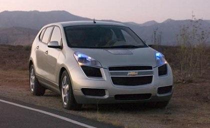 2006 Chevrolet Sequel