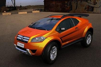 2006 Fiat FCC Adventure