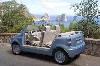 2006 Fiat Panda Jolly (Stola)