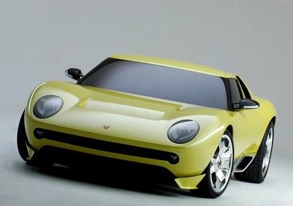 2006 Lamborghini Miura