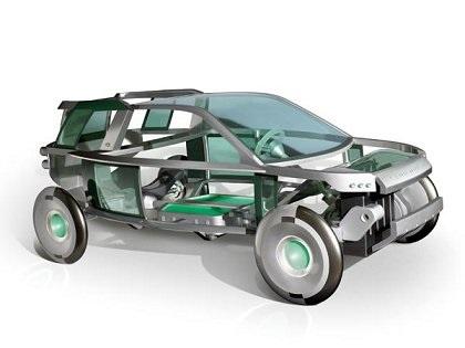 2006 Land Rover Land-e