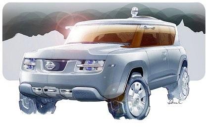 2006 Nissan Terranaut