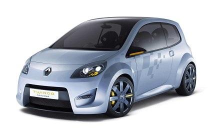 2006 Renault Twingo