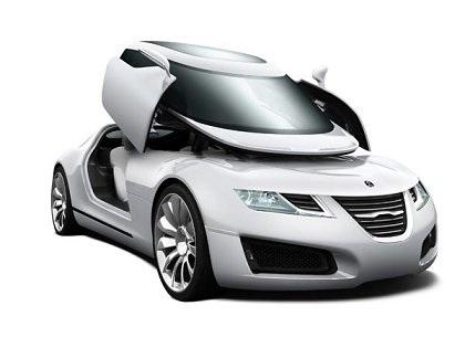 2006 Saab Aero X