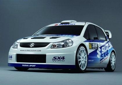 2006 Suzuki SX4 WRC Concept