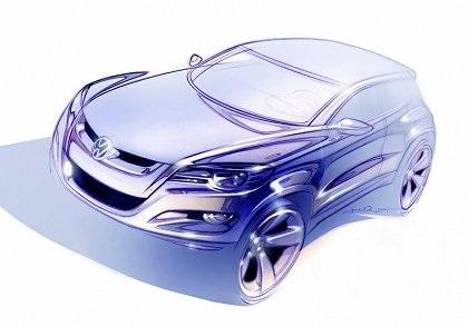 2006 Volkswagen Tiguan Concept