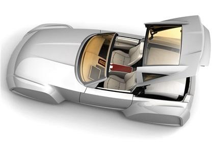 2007 Magna Steyr MILA Future