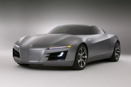 2007 Acura Advanced Sports Car