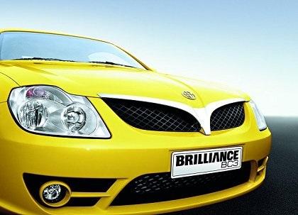2007 Brilliance BC3 Coupe (Pininfarina)