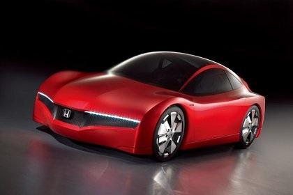 2007 Honda Small Hybrid Sports