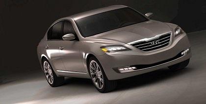 2007 Hyundai Genesis
