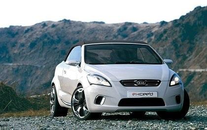 2007 Kia ex ceed