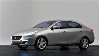 2009 Tata Pr1ma (Pininfarina)
