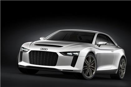 2010 Audi quattro