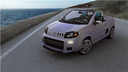 2010 Fiat Uno Cabriolet